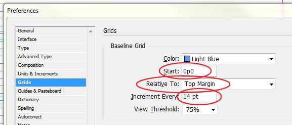Grids, Guides, Proportions and InDesign Math | Nick